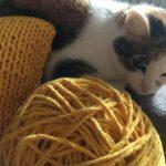 poduszka sznurek bawełniany